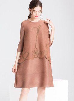 warna baju kulit sawo matang caramel