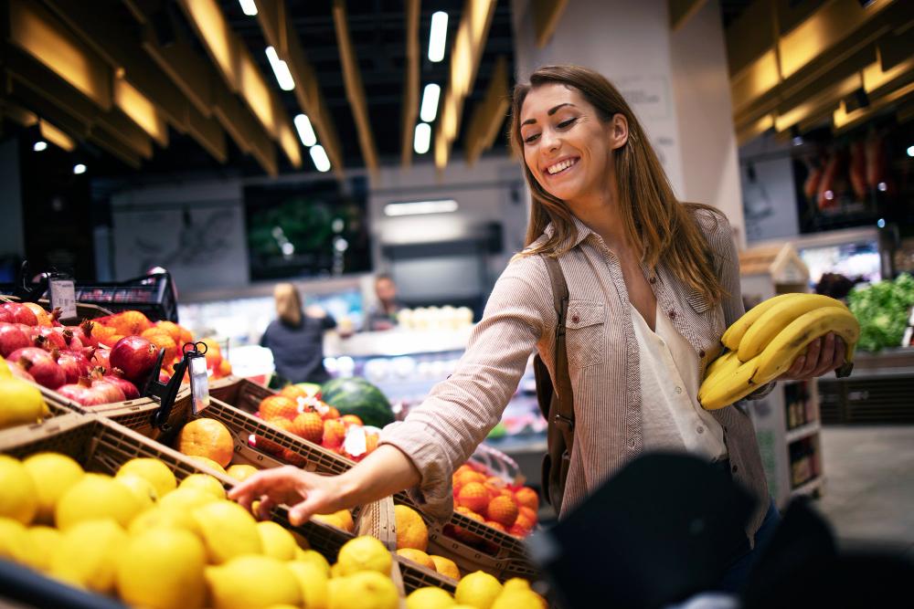 Cara hidup hemat dengan berbelanja di pasar tradisional