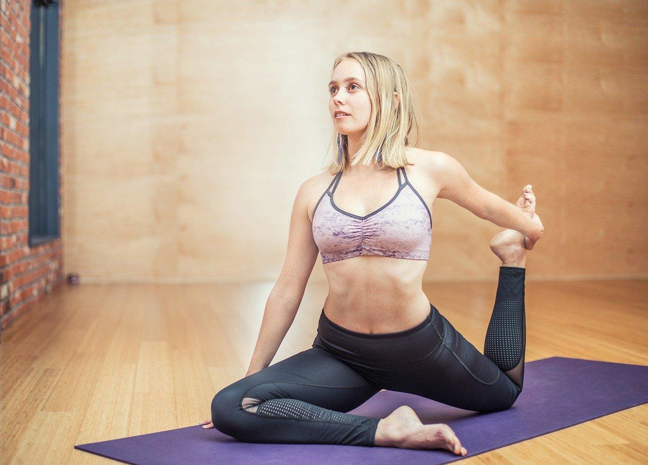 gaya hidup sehat dengan berolah-raga